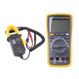 Fluke 17B+ Auto Range Digital Multimeter with an AC Current