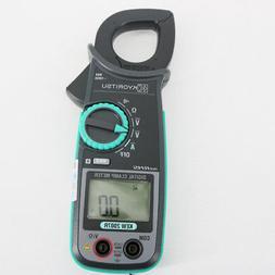 KYORITSU 2007R Digital AC Clamp Meter with True RMS 600-1000