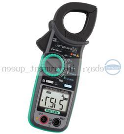 KYORITSU 2127R True RMS 1000A AC Digital Clamp Meter , AC60/