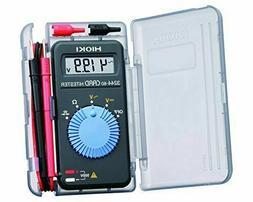 3244-60 Card HiTester Pocket Digital Digital Multimeter Aut
