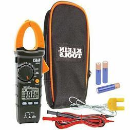 400 Amp AC Auto-Ranging Digital Clamp Meter with Temperature