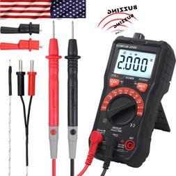 Digital Multimeter True RMS NCV AC/DC Voltage Current Resist