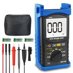 5000V Digital Insulation Resistance Tester Pro Voltage Measu