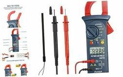 AstroAI Digital Clamp Meter, Multimeter Volt Meter with Auto