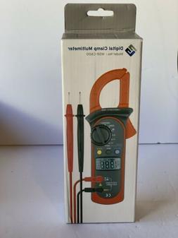 Etekcity Auto Ranging Clamp Meter Digital Multimeter Amp Vol