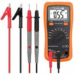 Auto Ranging Digital Multimeter AC/DC Voltage Current Ohm Ca