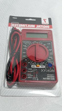BRAND NEW Cen-Tech 7 Funtion Digital Multimeter Item #63759