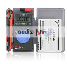 Hioki BT3554 Handheld Battery Tester for Diagnosing and Mana