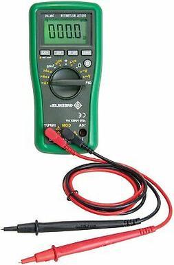 Greenlee CATIII 600V Auto Ranging Digital Multimeter