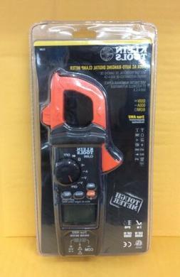 Klein Tools CL600 AC Auto-Ranging 600 Amp Digital Clamp Mete