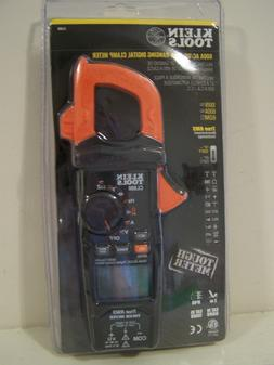 Klein Tools CL800 Digital Auto-Ranging AC/DC 600A Clamp Mete