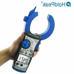 HoldPeak Digital Clamp Meter Multimeter Auto Range AC/DC Vol