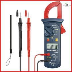 AstroAI Digital Clamp Meter Multimeter Volt Meter with Auto