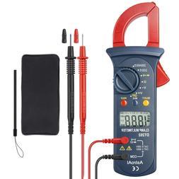 Digital Clamp Meter, Multimeter Volt Meter with Auto Ranging