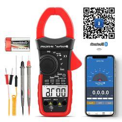 HoldPeak Digital Clamp Meter Multimeter AutoRange Cap Diode