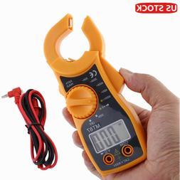 Digital Multimeter Meter Amp Ohm Voltmeter Auto Range Volt T