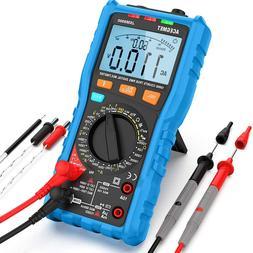 Digital Multimeter, Acegmet Trms Auto/Manual Ranging Multime
