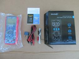 AstroAI Digital Multimeter True RMS 6000 count Auto ranging