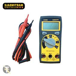 Martindale Digital Multimeter With Test Leads - Auto Ranging