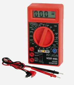 7 FUNCTION DIGITAL MULTIMETERUSED FOR CHECKING HOME ELECTRIC