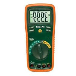 Extech EX430A True-RMS Auto Ranging Pro Multimeter, 600V AC/