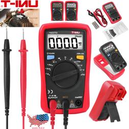 Handheld Digital Multimeter Auto Range AC DC OHM Volt Tester