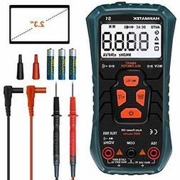 HANMATEK Multimeter Auto-Ranging Digital Multimeter, Electri