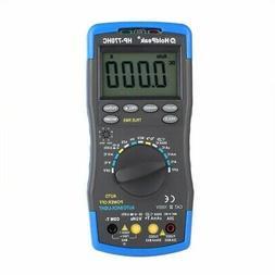 Holdpeak Hp-770Hc True Rms Auto Ranging Digital Multimeter W