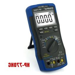 Hp-770Hc True Rms Auto Ranging Digital Multimeters With Ncv