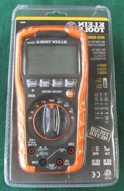 Klein Tool MM600 Digital Multimeter Auto-Ranging 1000V BRAND