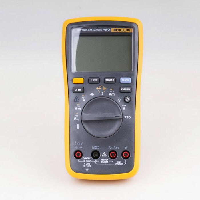 17b auto range digital probe multimeter meter