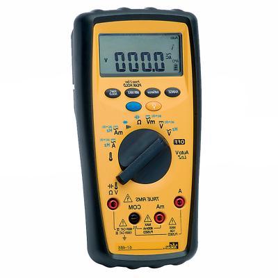 61 486 auto dmm w low impedance