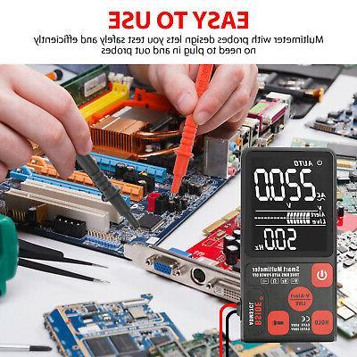 AC/DC Multimeter True Measuring Volt
