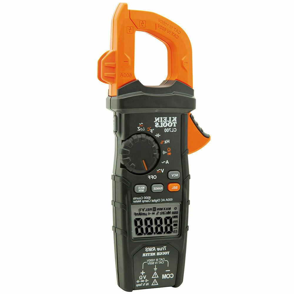 cl700 digital auto ranging digital clamp meter
