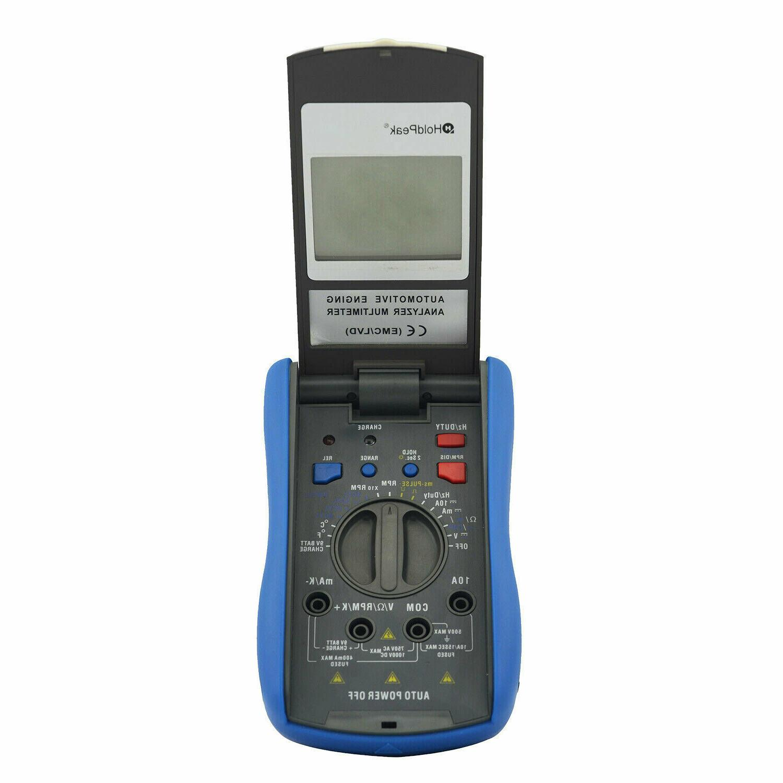 Digital Multimeter Engine Meter HP-6300B
