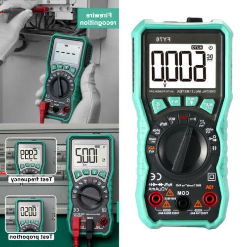 Digital AC Ohmmeter Volt Meter