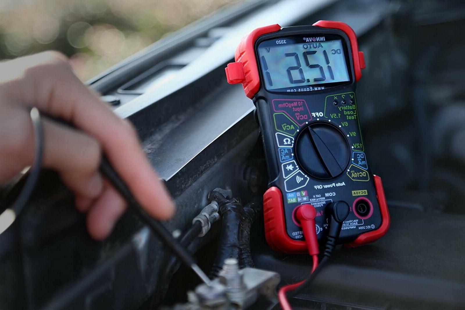 Digital Multimeter Voltmeter Meter