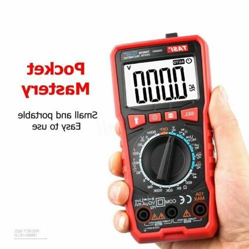 Digital Multimeter Meter Ohm Volt