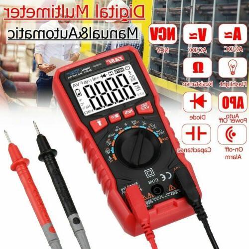 Digital Multimeter Meter Ohm Volt Tester