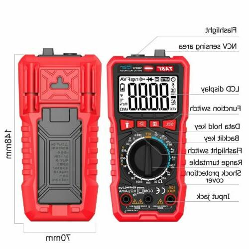 Digital Meter Ohm Voltmeter Volt