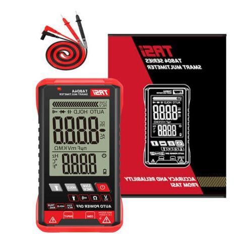 digital multimeter meter amp ohm voltmeter auto