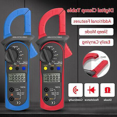 digital multimeter tester ac dc volt ohm