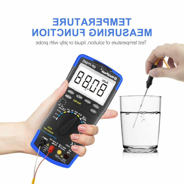 HoldPeak Multimeter RMS 6000C