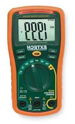 Extech EX320 Mini Autoranging MultiMeter + Voltage Detector