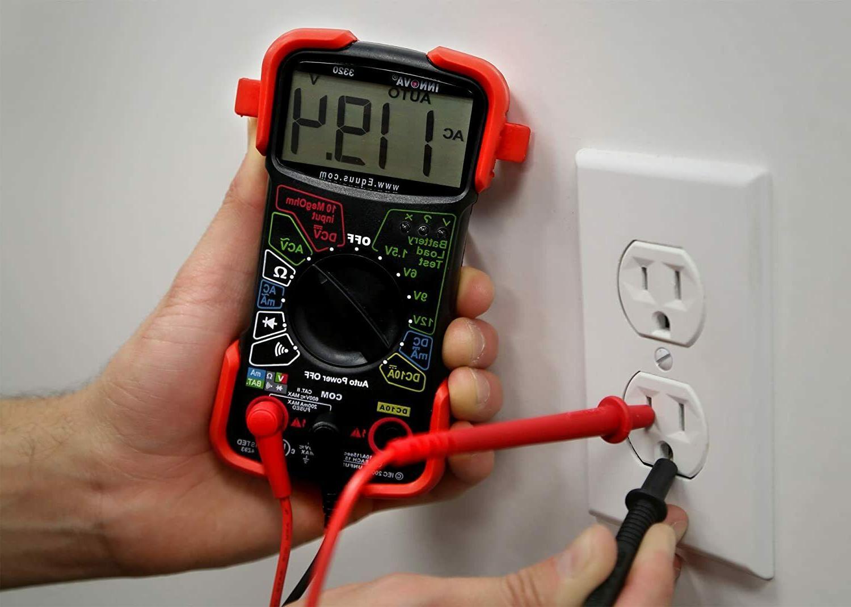 Automotive Multimeter Digital Voltage Battery Circuit Cheap