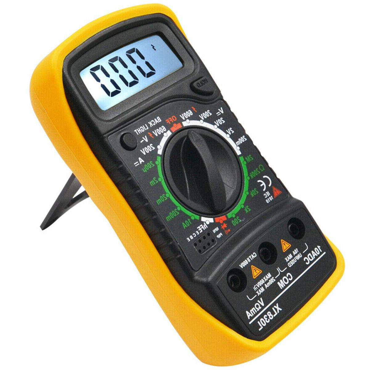 LCD Multimeter Tester DC RMS