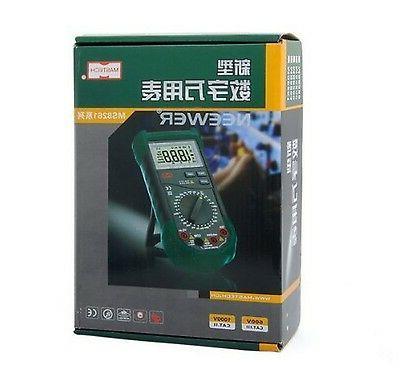 Mastech ACDC Range Digital Multimeter,