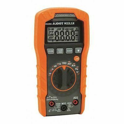 KLEIN Multimeter,Auto-Ranging,600V