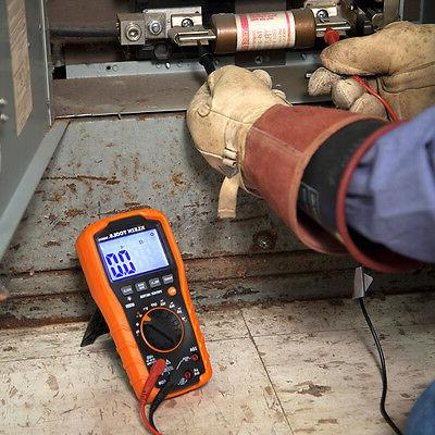 NEW KLEIN TOOLS MM600 - AUTO-RANGING,