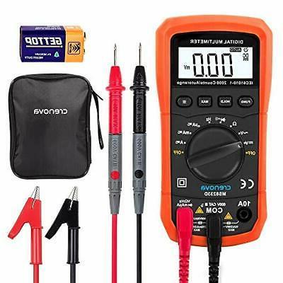 Multimeter Home Measuring Tools Orange